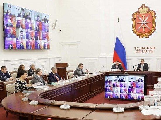 Губернатор Алексей Дюмин призвал туляков вакцинироваться