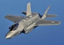 Вашингтон объявил о размещении в Европе первой эскадрильи своих новейших истребителей 5-го поколения F-35A