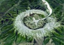 В регионе есть уникальное место - горный массив Кондёр