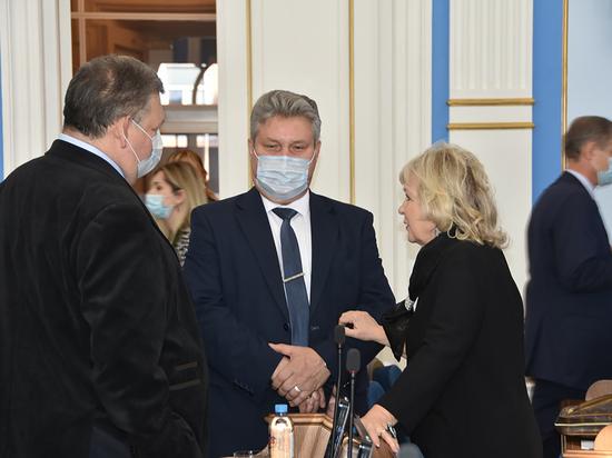 Пермская городская Дума седьмого созыва провела первое заседание