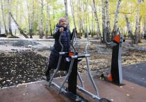В 2021 году в Челябинске появилось много новых благоустроенных площадок для спорта и отдыха