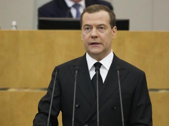 Дмитрий Медведев: фракция «Единой России» в Госдуме будет держать курс партии