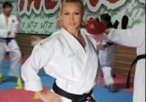 Своей школе карате Наталия дала имя Эдуарда Клименко