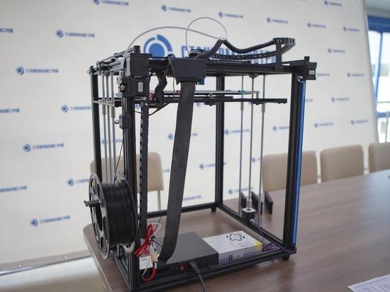В компании «СтанкоМашСтрой» готовятся к использованию промышленной 3D-печати
