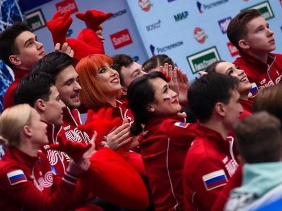 Фигуристы из России остались без своих судей на Олимпиаде-2022