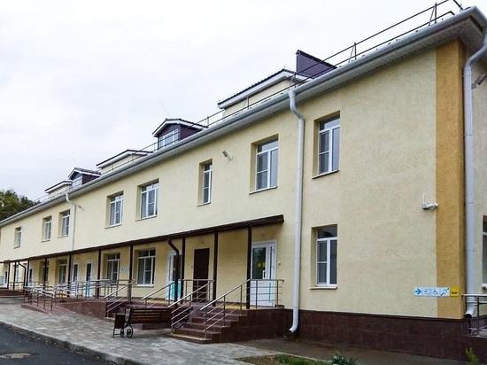 В Буденновске спустя 13 лет реконструировали инфекционное отделение