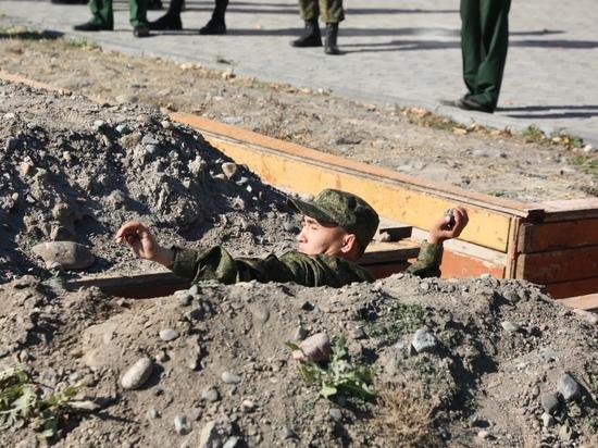 В ТувГУ проходят военизированные соревнования