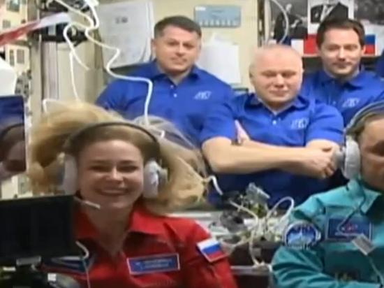 «У многих космонавтов отрастала подобная грива»