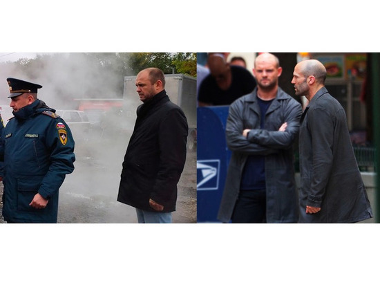 «Джейсон Стейтем» помог ликвидировать аварию на теплотрассе в Невинномысске
