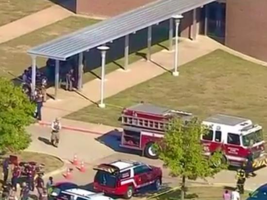 «Мы сами в шоке»: житель Техаса рассказал о расстреле в школе