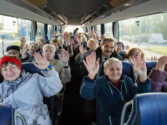 Водители маршруток объявили бойкот пассажирам-льготникам