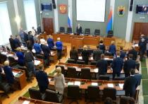 Если кто-то и ожидал, что первое же заседание карельского парламента – организационное! – обойдется без перепалки, то он глубоко заблуждался