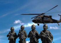 Польша перебросила вертолеты на белорусскую границу