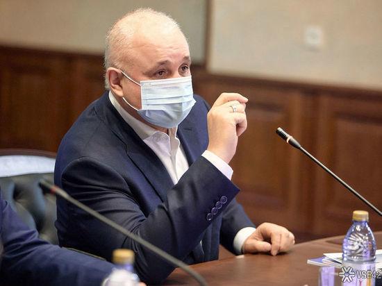 Цивилев уверил в многолетней востребованности кузбасского угля на международном рынке