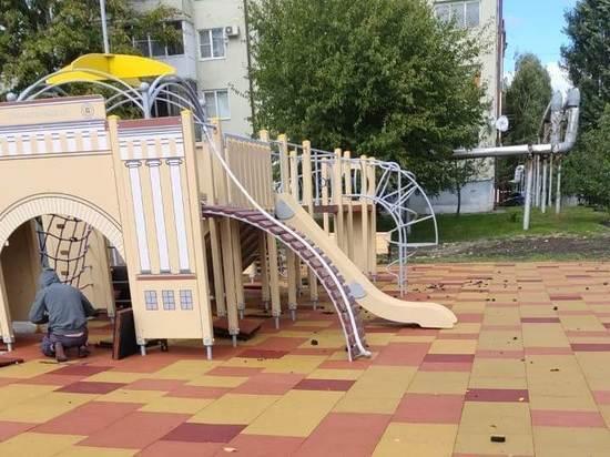 В Ставрополе закончили благоустройство на Пригородной