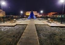 Этногородок с чумами и местом для выделки шкур построили в Гыде