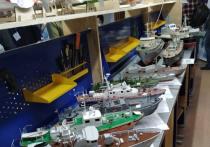 Хабаровские школьники увидели, как строят корабли