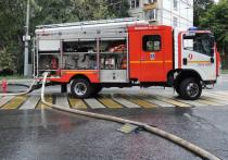 В квартире основателя «Аргументов и фактов» произошел пожар: пострадали дети