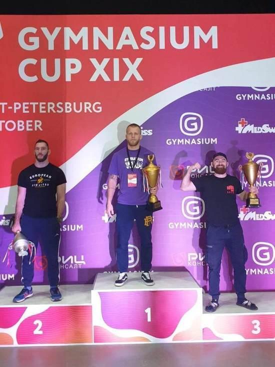 Ставропольцы отличились на турнире по джиу-джитсу в Петербурге