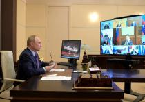 Президент РФ поддержал инициативу главы Ямала по разработке трудноизвлекаемых запасов газа