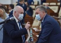 Депутаты АКЗС поделили политические «портфели» на ближайшие пять лет