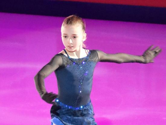 Камила Валиева выходит на взрослый международный лед