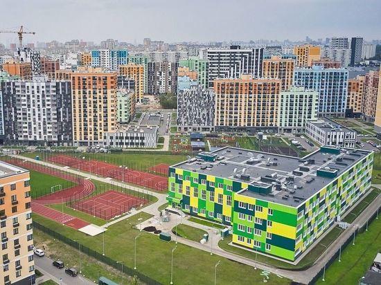 В ЖК «Лучи» построена школа на 825 мест