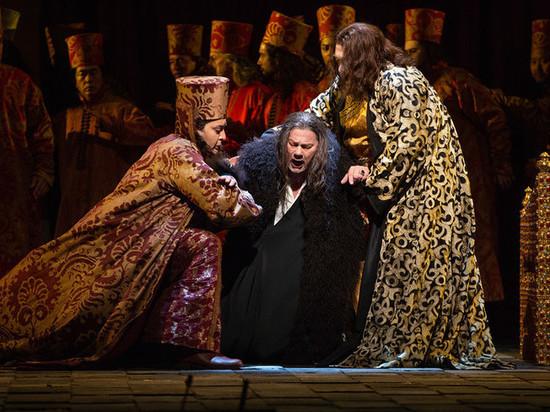 В Метрополитен впервые поставили оперу в авторской редакции 1869 г.
