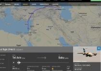 Ил-76 доставит в Азербайджан оружие из Израиля