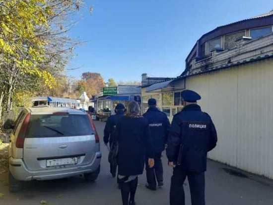 Из-за нарушения антиковидных регламентов в Иванове закрыт один из рынков