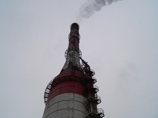 Уровень выбросов цементного завода горожане теперь могут отслеживать онлайн в Красноярске
