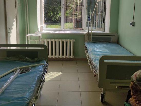 В Невинномысске впервые с 1969 года ремонтируют инфекционное отделение