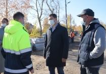 До конца октября в Вологде будет завершен ремонт улицы Ананьинской по нацпроекту БКД