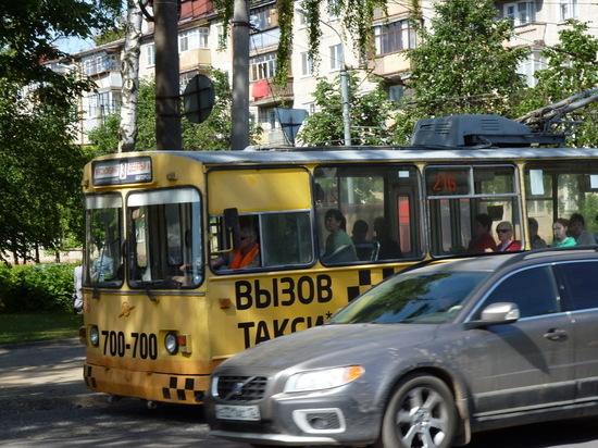 В Йошкар-Оле изменилось расписание троллейбуса № 3