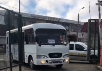 На маршрут Тепличный — Черкесск добавили большой утренний автобус