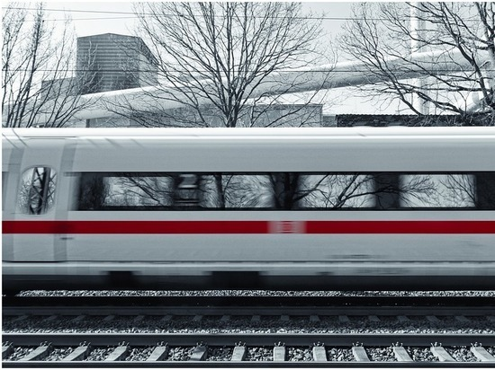 Германия: Новое расписание поездов Deutsche Bahn
