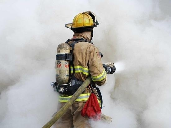Сегодня в Ивановской области пожар в частном доме тушили 20 человек
