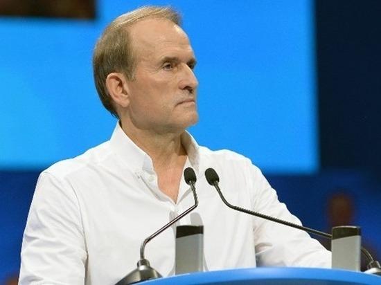 Изменил Украине с Порошенко: в чем обвиняют Медведчука