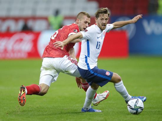 Сборная России победила Словакию (1:0), но оставила неизгладимо удручающее впечатление.