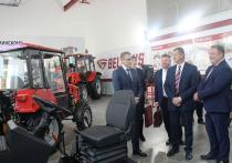 Торжественное открытие учебного класса ОАО «Минский тракторный завод» состоялось в Приморском крае