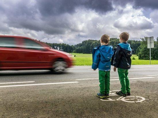 В ДТП на Ивановских дорогах травмировалось около сотни детей