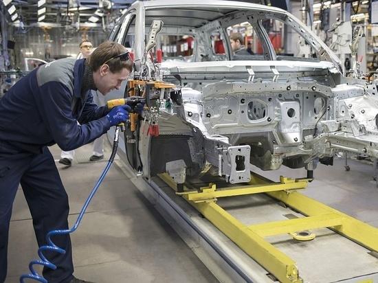 Калужский завод Volkswagen снизит объемы производства из-за нехватки чипов