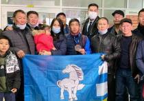 Бронзовый призёр Чемпионата мира Арыйаан Тютрин вернулся в Якутию
