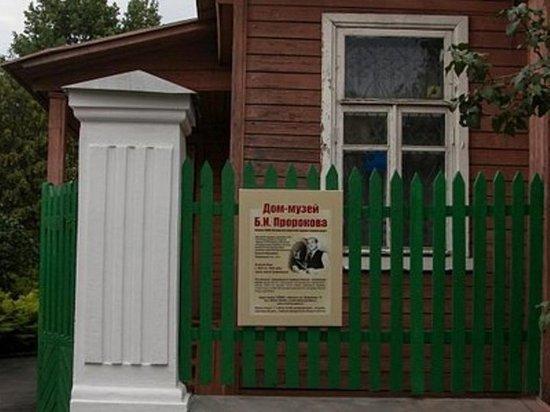 В Иванове открылась выставка работ Вадима Кривчикова