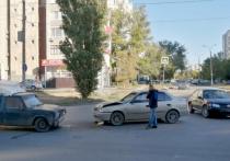 Авария произошла в Красноармейском районе областного центра около 14 часов