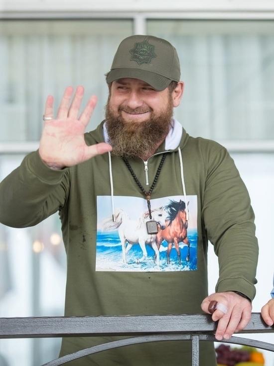 Ипподром мирового стандарта открыли в Чечне