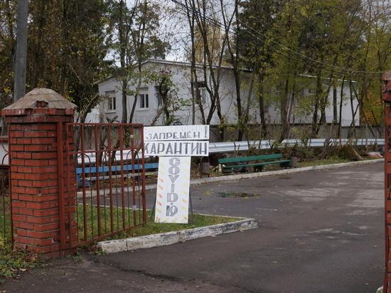 За сутки в Калужской области от коронавируса скончалось пять человек