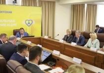 В рамках работы областного штаба по реализации Президентского проекта «Социальная газификация» обсудили основные итоги работы и дальнейшие перспективы программы