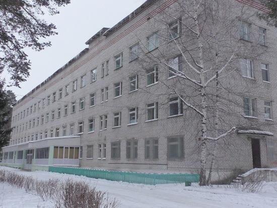В Моркинской ЦРБ продолжается капитальный ремонт