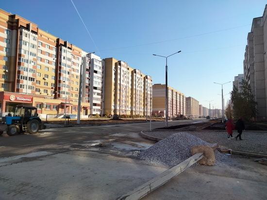 Работы на улицах Петрова и Ураева Йошкар-Олы близки к завершению